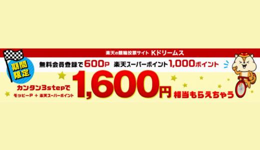 【完全無料】モッピーTOPページに神案件が登場 / たった2分で1600円分ポイントは激アツ!
